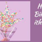 Happy Birthday, ithrive31