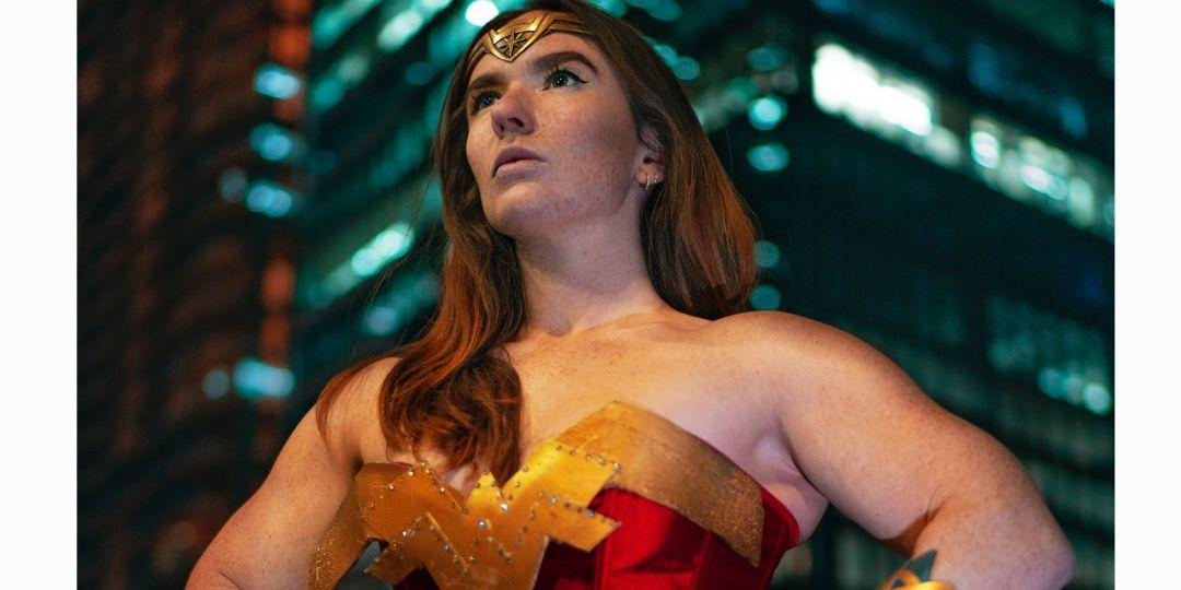 Wonder woman spark
