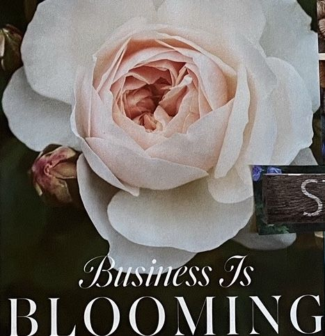 Business is Blooming