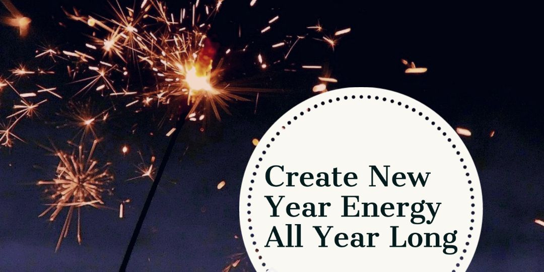 New year Energy